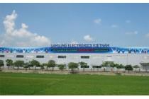 """Samsung Việt Nam vẫn muốn là """"doanh nghiệp chế xuất"""""""