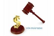 Ngành Nghề cần vốn pháp Định